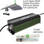 Lumii Digita 600W Digital Lighting Kit